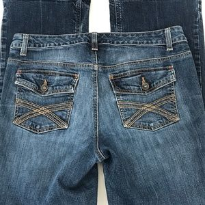 Tommy Hilfiger Freedom Boot Cut Jeans 10R